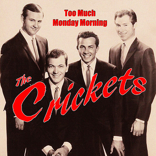 Too Much Monday Morning by Bobby Vee