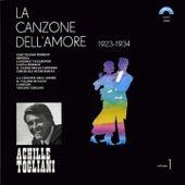 La canzone dell'amore, vol.1 (1923-1934) by Achille Togliani