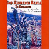 15 Corridos de la Provincia by Los Hermanos Banda De Salamanca