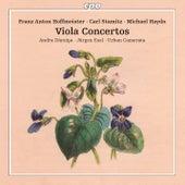 Hoffmeister, Stamitz & M. Haydn: Viola Concertos by Andra Dārziņa
