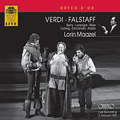 Verdi: Falstaff (Excerpts) by Walter Berry