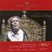 Play & Download Ferruccio Furlanetto: Verdi & Mussorgski by Ferruccio Furlanetto | Napster