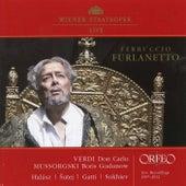 Ferruccio Furlanetto: Verdi & Mussorgski by Ferruccio Furlanetto