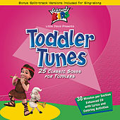Toddler Tunes by Kids Classics