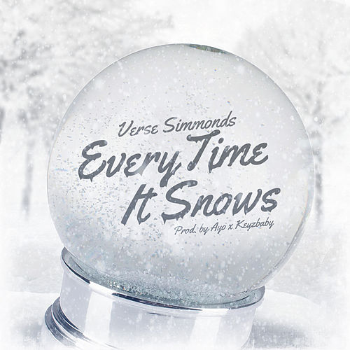 Everytime It Snows by Verse Simmonds