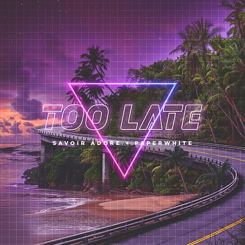 Too Late by Savoir Adore