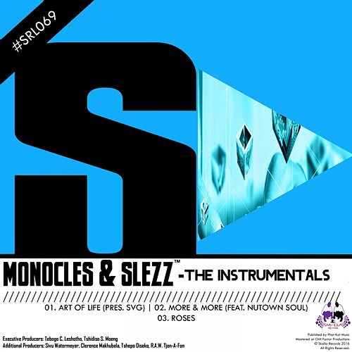 Play & Download The Instrumentals by The Monocles | Napster