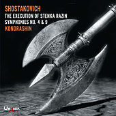Play & Download Shostakovich: Symphonies Nos. 4 & 9 and The Execution of Stepan Razin, Op. 119 by Various Artists | Napster