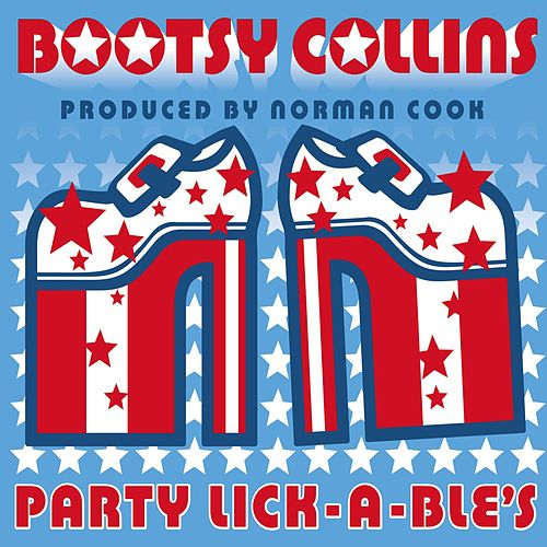 Party Lick-A-Ble's by Bootsy Collins