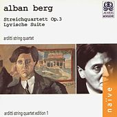 Alban Berg: Streichquartett, Op. 3 & Lyrische Suite (Viennese School, Vol. 1) by Arditti String Quartet