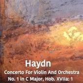 Play & Download Haydn Concerto For Violin And Orchestra No. 1 in C Major, Hob. XVIIa: 1 by Antonina Petrov | Napster