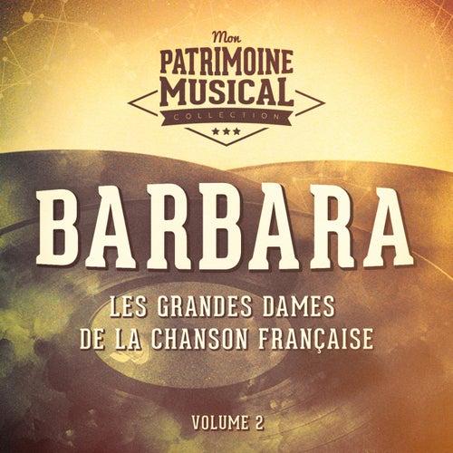 Les grandes dames de la chanson française : Barbara, Vol. 2 de Barbara