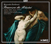 Zandonai: Francesca da Rimini, Op. 4 by Various Artists