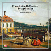 Play & Download Hoffmeister: Symphonies by Orchestra Della Svizzera Italiana | Napster