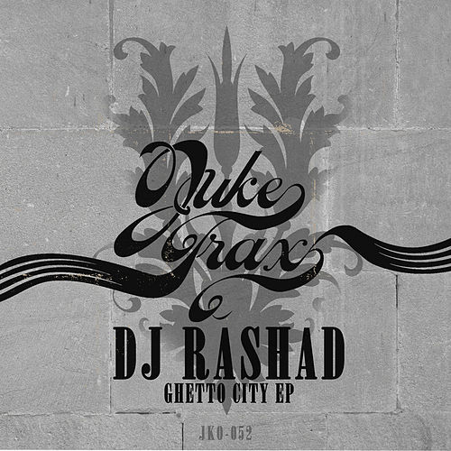 Play & Download Ghetto City by DJ Rashad | Napster