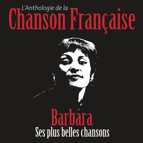 Anthologie de la chanson française de Barbara