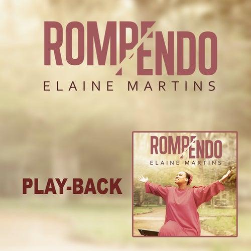 Rompendo - Playback de Elaine Martins