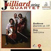 Juilliard String Quartet by Juilliard String Quartet
