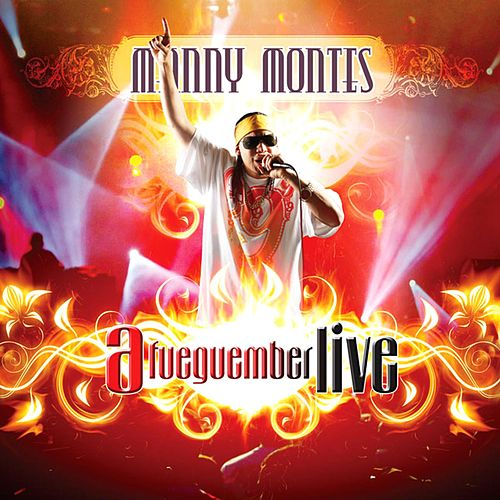 Play & Download Afueguember Live by Manny Montes | Napster