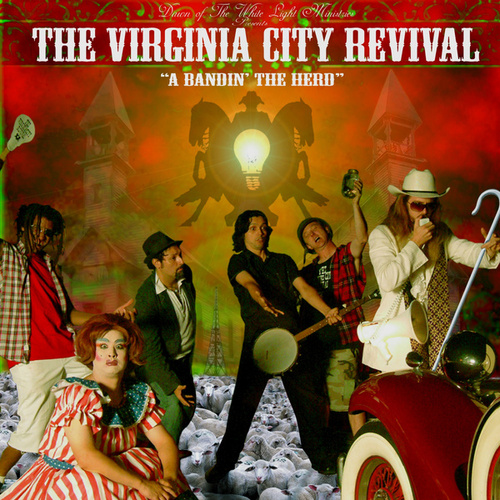 Play & Download A Bandin' the Herd by The Virginia City Revival | Napster