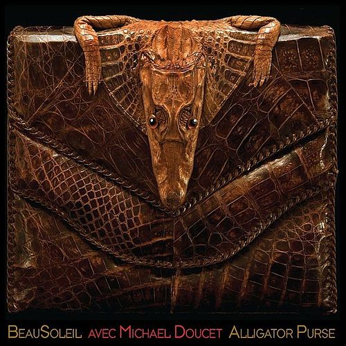 Alligator Purse by Beausoleil