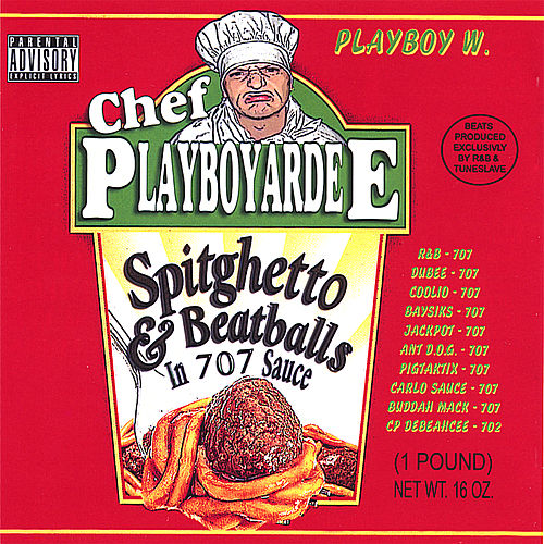 Chef Playboyardee by Playboy W