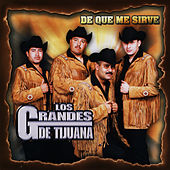 Play & Download De Que Me Sirve by Los Grandes De Tijuana | Napster