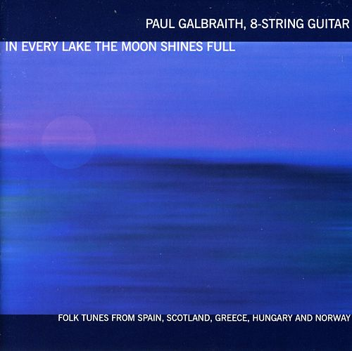 Guitar Music - NIN-CULMELL, J.M. / FRASER, M.K. / CONSTANTINIDIS, Y. / MORENO, T.F. / BARTOK , B. / GRIEG, E. (Galbraith) by Paul Galbraith