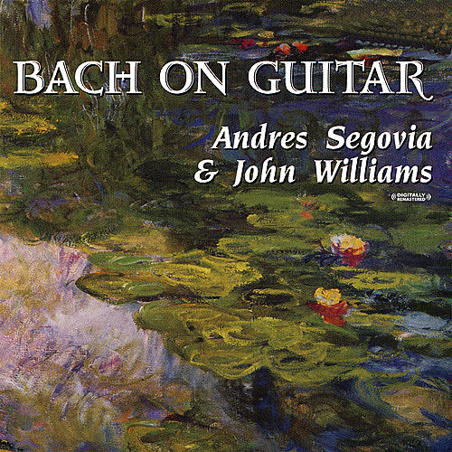 Bach On Guitar (Digitally Remastered) by Various Artists