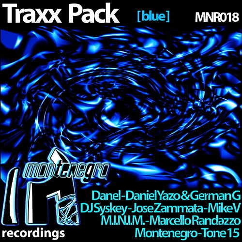 Play & Download Traxx Pack (Blue) by Various Artists | Napster