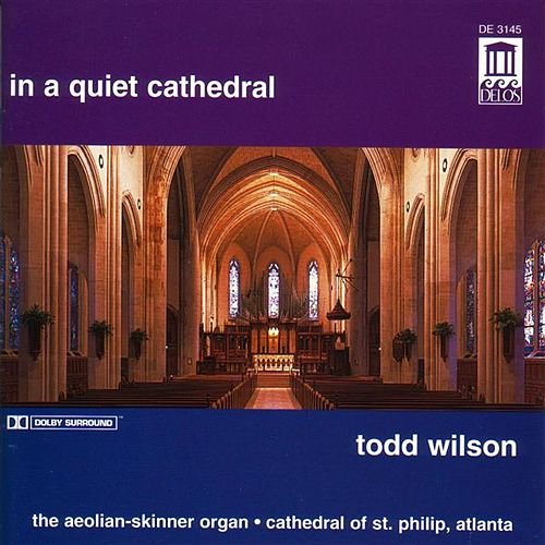 Play & Download Organ Recital: Wilson, Todd - BRAHMS, J. / TARTINI, G. / VAUGHAN WILLLIAMS, R. / PURVIS, R. / HARRIS, W. / BACH, J.S. / MOZART, W.A. by Todd Wilson | Napster