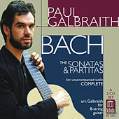 Play & Download BACH, J.S.: Sonatas and Partitas (arr. for guitar) (Galbraith) by Paul Galbraith | Napster