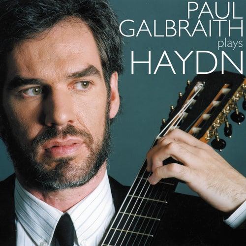 HAYDN, J.: Keyboard Sonatas Nos. 11, 31, 32 and 57 (arr. for guitar) (Galbraith) by Paul Galbraith