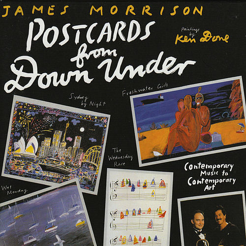 Postcards from Down Under by James Morrison (Jazz)