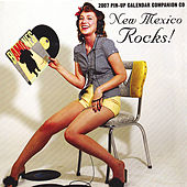 New Mexico Rocks 2007 Pin-Up Calendar Companion Cd by Various Artists