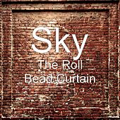 The Roll Bead Curtain by Sky