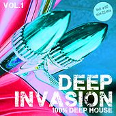 Play & Download Deep Invasion, Vol. 1 - 100% Deep House (Mixed By Terrie Francys Junior) by Various Artists | Napster