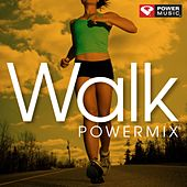 Walk Powermix (60 Minute Non-Stop Workout Mix (118-128 BPM) ) by Various Artists
