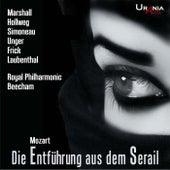 Mozart: Die Entführung aus dem Serail, K. 384 von Various Artists