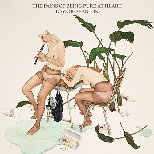 Play & Download Days of Abandon (Deluxe Edition) by The Pains of Being Pure at Heart | Napster