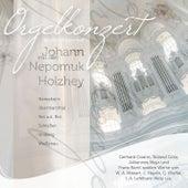 Orgelkonzert an 6 Holzhey-Orgeln mit 4 Organisten by Various Artists