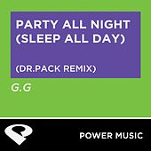 Party All Night (Sleep All Day) - EP by Chani