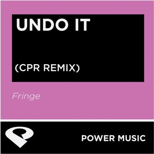 Undo It - EP by Fringe