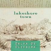 Lakeshore Town by Dalva de Oliveira