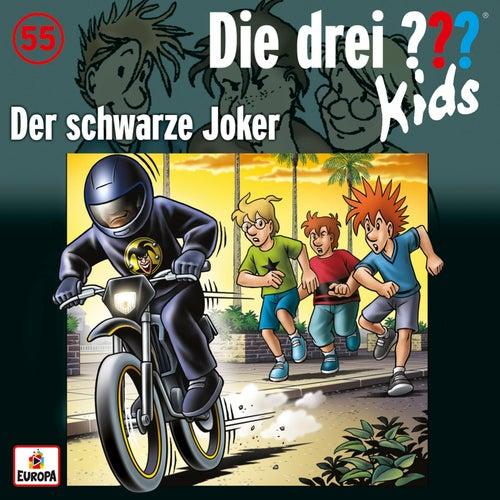 055/Der schwarze Joker von Die Drei ??? Kids