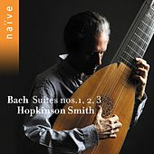 Suite No 1 BWV 1007: I.Prelude by Hopkinson Smith