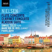 Nielsen: Flute Concerto / Clarinet Concerto / Aladdin Suite by Various Artists