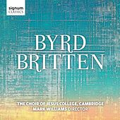 Byrd / Britten von Various Artists