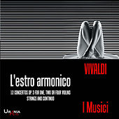 Vivadi: L'estro armonico, Op. 3 by Various Artists