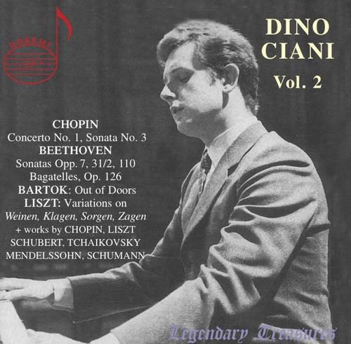 Dino Ciani, Vol. 2 de Dino Ciani